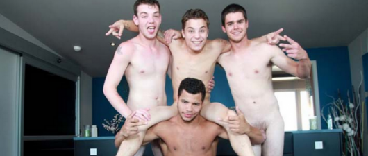 Broke Straight Boys: Meet 6 Sexy Straight Boys From The New Reality Show!