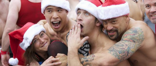Santa Skivvies Run: All The Hottest Photos From This Sexy Event!