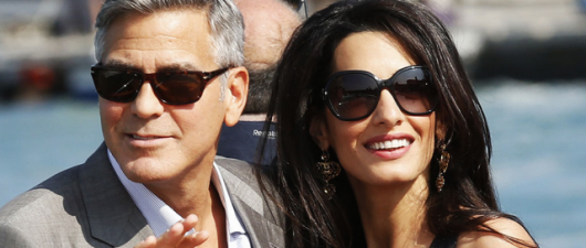Snagging Clooney Makes Amal 'Most Fascinating' Person of 2014