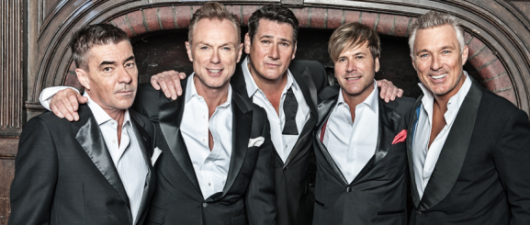 Spandau Ballet: Enter To Win Tickets To See Them LIVE!