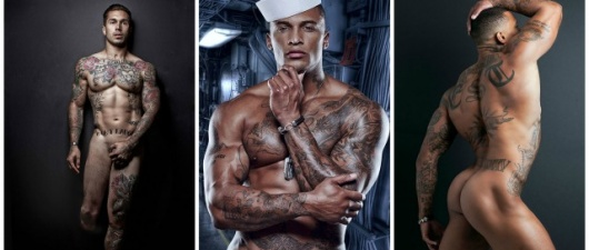 Michael Stokes: Bare And Banned! The Erotic Controversial Images!