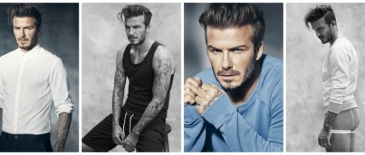 David Beckham: Behind The Scene Of His Sexy New Shoot!