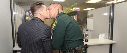 Gay Marriage Photos: Kisses, Tears And Laughter At Florida's First Gay Weddings
