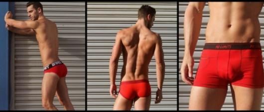 Red Underwear Is Necessary And Naughty