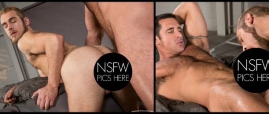 Shawn Wolfe and Nick Capra: Cockquest (NSFW)