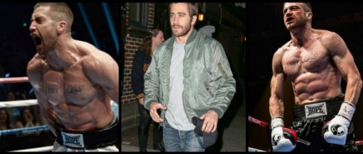 Jake Gyllenhaal Is Super Bulked Up For His New Movie!