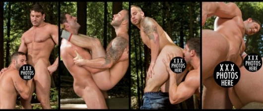 Chris Bines and Jeremy Walker: Naughty Pines 2 (NSFW)