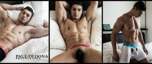Petit Q: Wake Up With Andrei His Bulge!