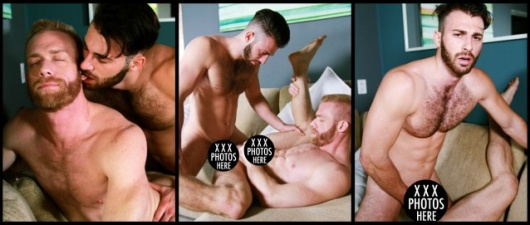 Jarec Wentworth and Christopher Daniels: Longing (NSFW)