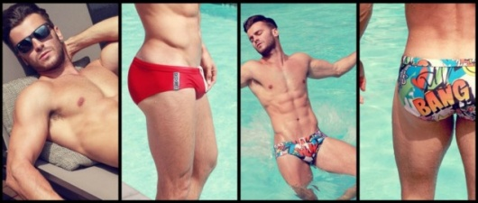 Not With Boring Swimwear, But With A BaNG! Swim Brief