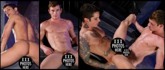 Brent Corrigan and Pierre Fitch Flip Fuck: Magnitude (NSFW)