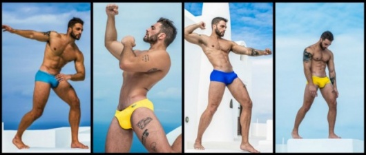 "Cristos Puts The ""Ass"" In Modus Vivendi Classic"