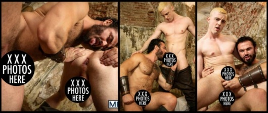 Jessy Ares and JP Dubois: Gay of Thrones (NSFW)