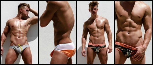 N2N Swimwear: Unlined And In The Flesh