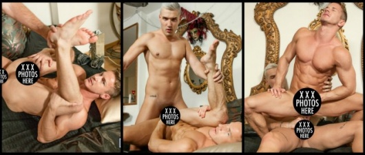 Theo Ford and Darius Ferdynand: Bedside Stories (NSFW)