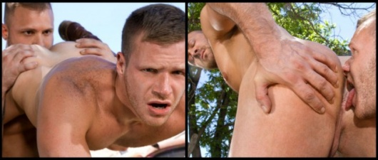 Austin Wolf and Brian Bonds: Total Exposure 1 (NSFW)