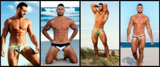 Could Your Life Use Some Sexy Marcuse Swimwear?
