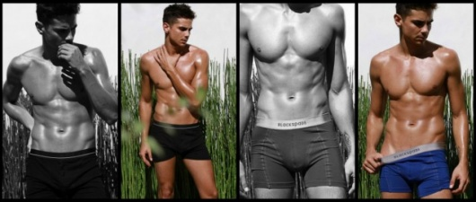 """Blackspade Underwear Keeps """"It"""" Casual And Supported"""