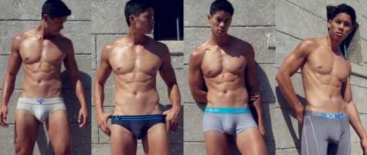 These Grey Underwear Can Still Show Your True Colors
