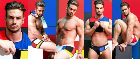 Channel Your Inner Artist With Modus Vivendi Mondrian