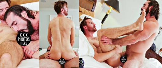 Jaxton Wheeler Fucks Brendan Patrick: Straight Boy Seductions 2 (NSFW)