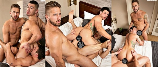 Wesley Woods, Jeremy Spreadums & Reed Jameson: Threesome (NSFW)