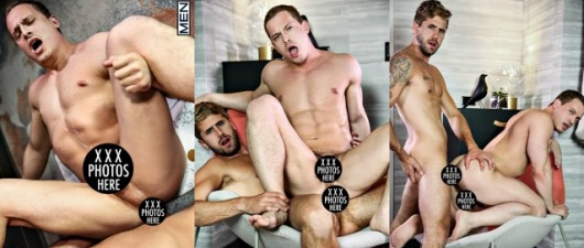 Tommy Regan and Wesley Woods: Spymaster (NSFW)