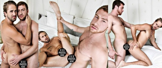 Connor Maguire Fucks Jack Hunter: His Royal Highness (NSFW)
