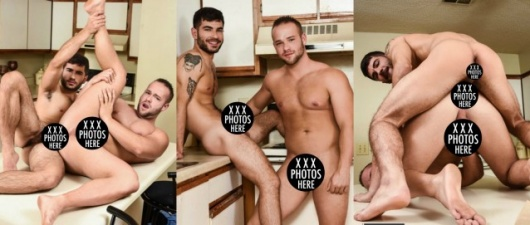 Vadim Black Fucks Luke Adams (NSFW)