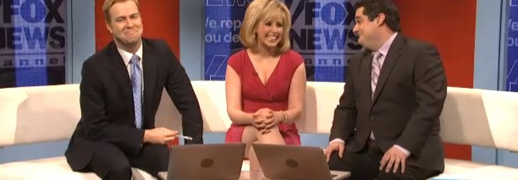 TV Guyd: SNL Spoofs Fox News Coverage of Jason Collins