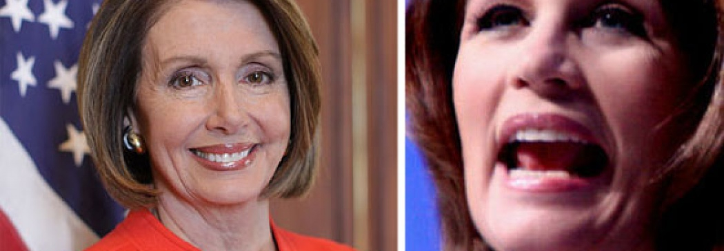 Nancy Pelosi's Response to Michele Bachmann's Anti-Gay Marriage Statement Is the Best Ever (from 'City Pages')