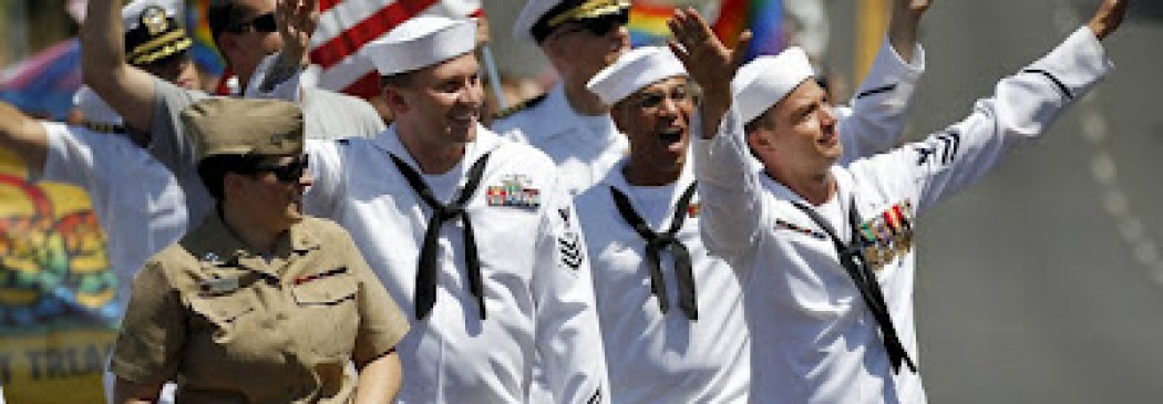 SAN DIEGO: Navy Grants OK For Sailors To Wear Uniforms In Gay Pride Parade (from Joe.My.God)