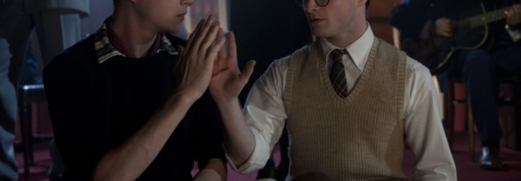 GuySpy Gives It Away: 'Kill Your Darlings'
