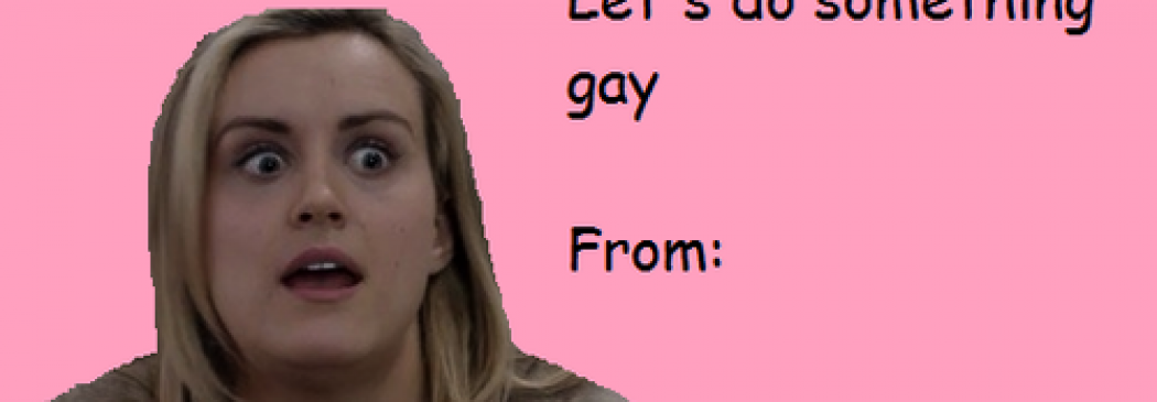 25 Awkward Gay Valentines Day Cards