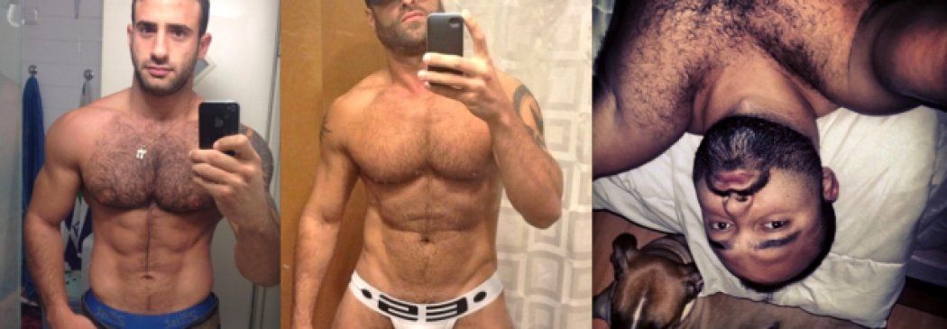 25 Sexy Muscle Bear Selfies You Won't Wanna Miss