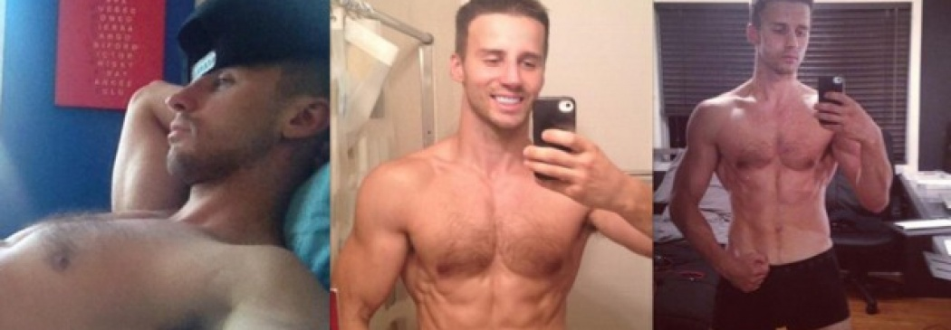 Real Guy Of The Week: MuscleBoy33