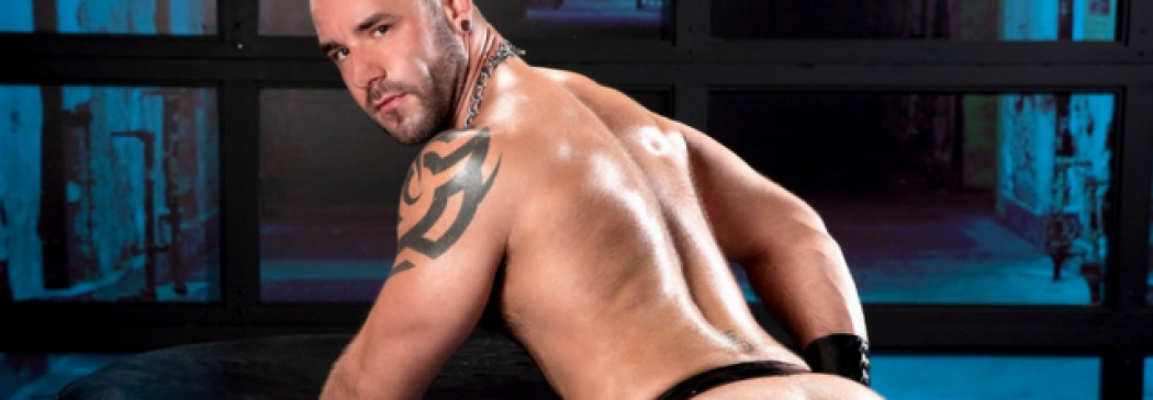 Gay Porn Actor Bruno Knight Arrested At LAX With Half A Pound Of Meth Up His Butt