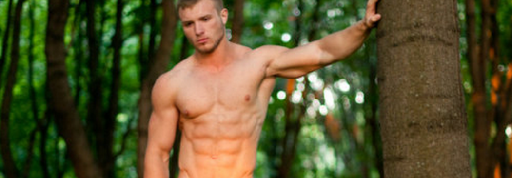Top 20 Hot Guys In Nature!