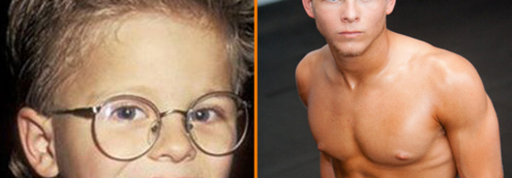 Child Star Jonathan Lipnicki Is All Grown Up, And Hot!