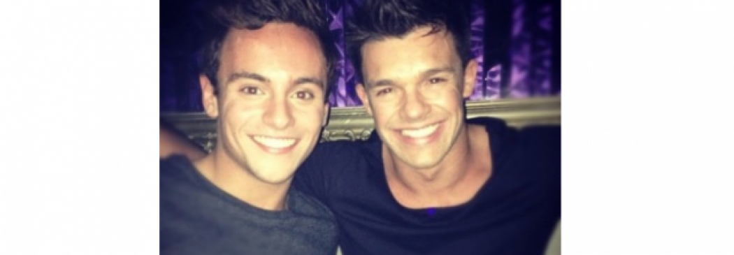 5 Celebrity Bromances: Andy Cohen, Tom Daley, Frank Ocean and More