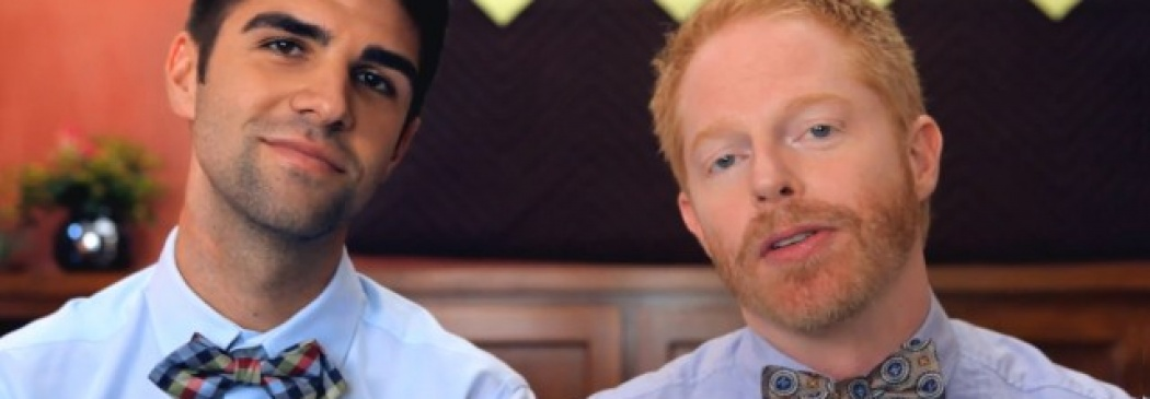 Jesse Tyler Ferguson Was Outed By His Stolen Gay Porn Collection