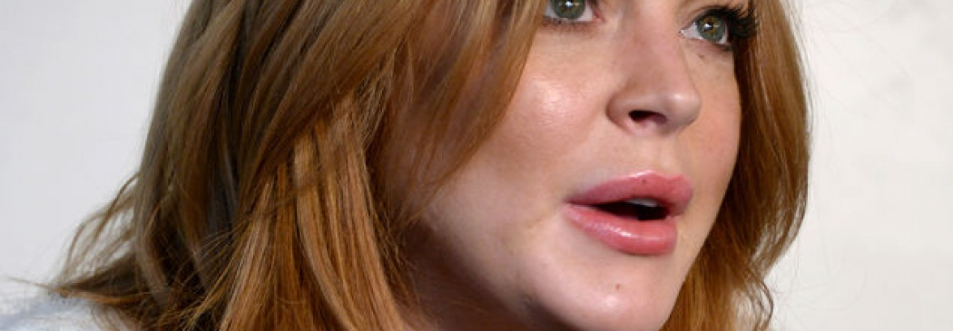 Lindsay Lohan Forgets Her Lines During Debut of London Play!