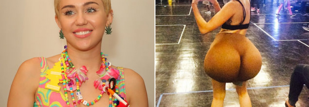 Miley Cyrus Angers Mexico By Desecrating Mexican Flag With Fake Butt
