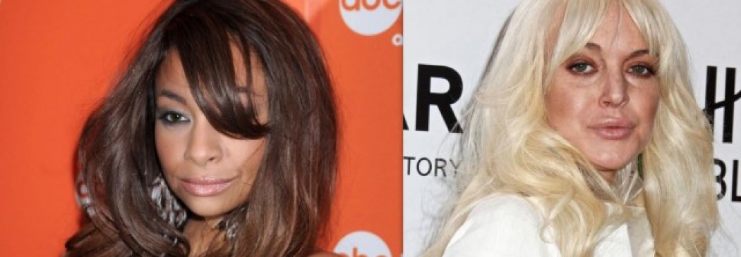 Raven-Symoné Subtly Throws Shade at Former Roommate Lindsay Lohan