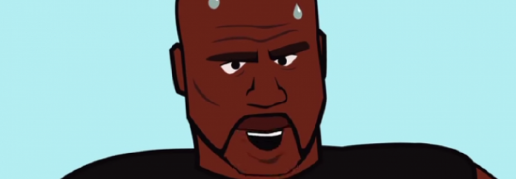 Adam Sandler And His Animated Quest to See Shaq's Penis!