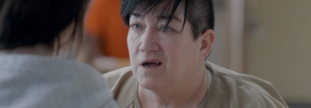 Watch Lea DeLaria, Orange New Black Star, Confront Homophobic Subway Preacher