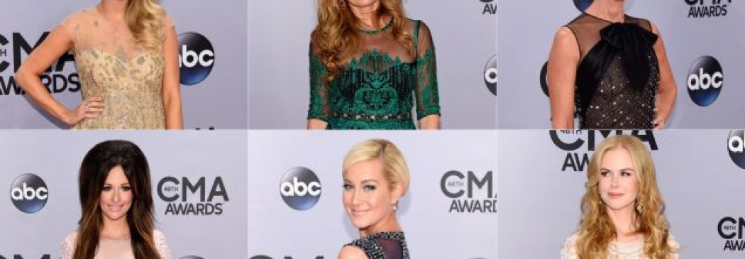 CMA Awards: Big Hair and Glittery Everything at the 2014 CMA Awards
