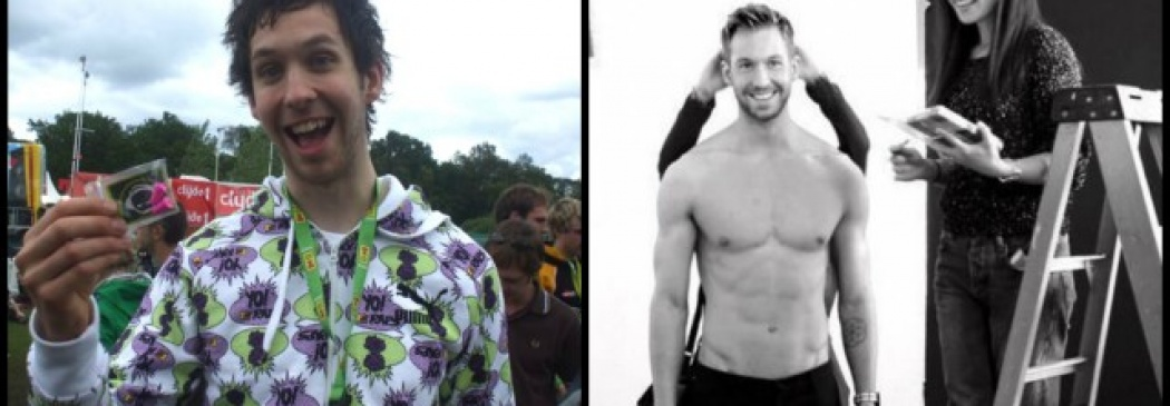 Calvin Harris: His Sexy Transformation Is Proof It Really Does Get Better