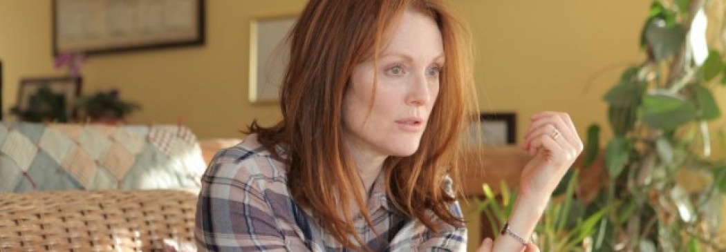 Julianne Moore Plays A Woman Coming To Terms With Her Alzheimer's