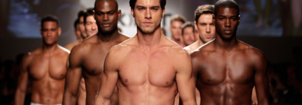 Underwear Runway Shows You Sweated Over In 2014